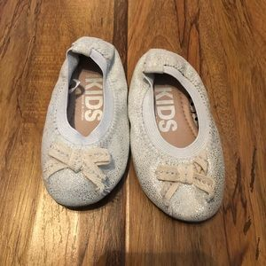 Two pairs of shoes size 7 and 8